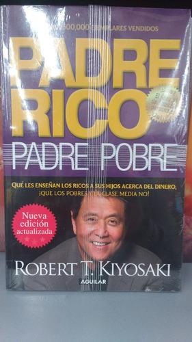padre rico padre pobre + libro de regalo robert t. kiyosaki