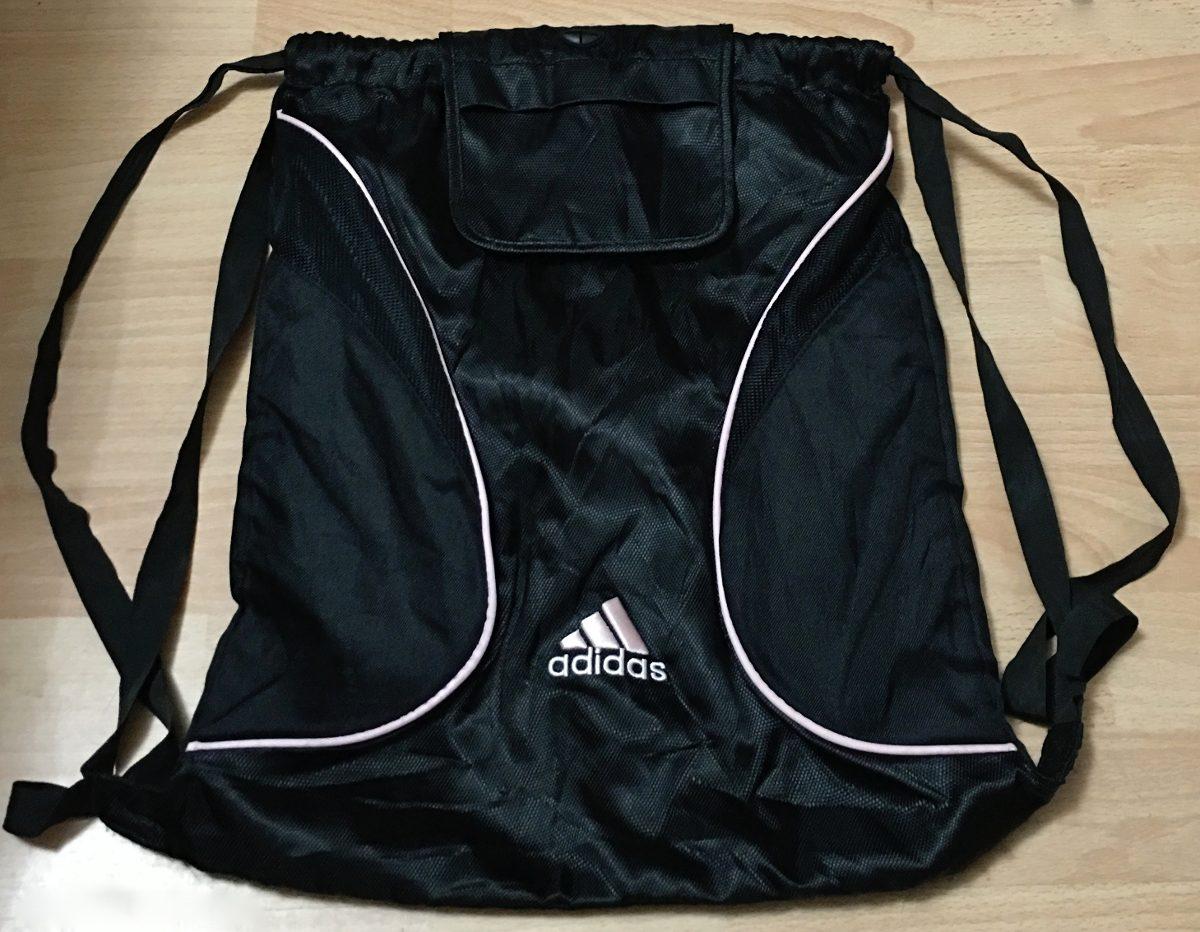 Bolsa 00 Adidas 100Original449 Negra Mochila Padrisima b6mgv7YyIf