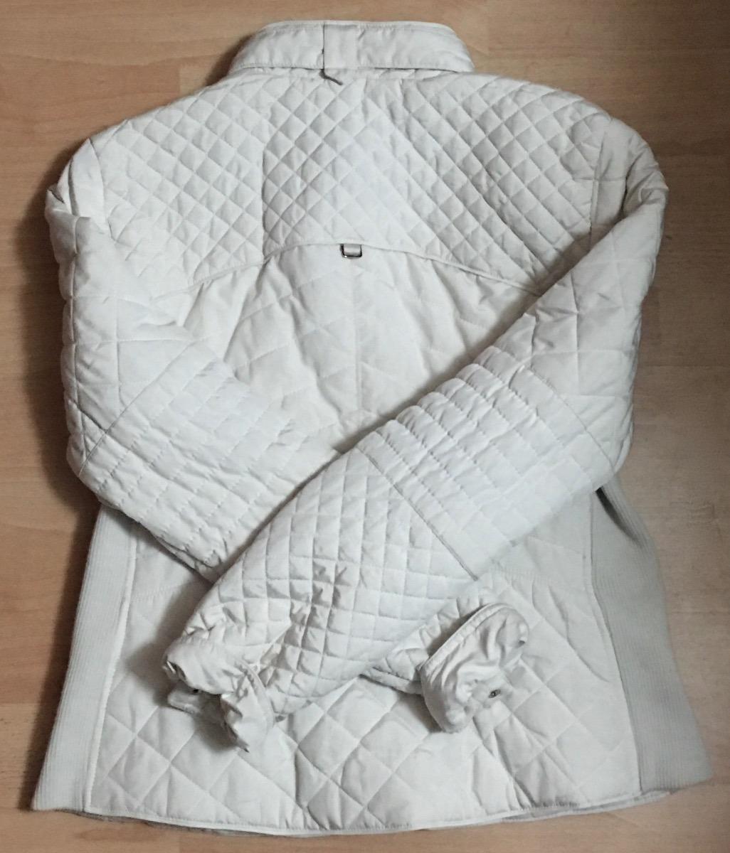 Padrisima Chamarra Zara Slim Color Crema Clarito L Original! $ 1,349.00