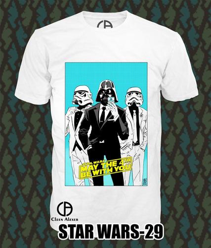 padrisimas camisetas y blusas the star wars ropa **nuevo**