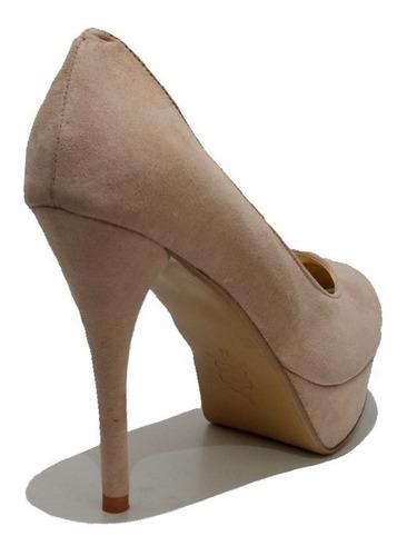 padrísimas zapatillas maquillaje tacón alto y plataforma