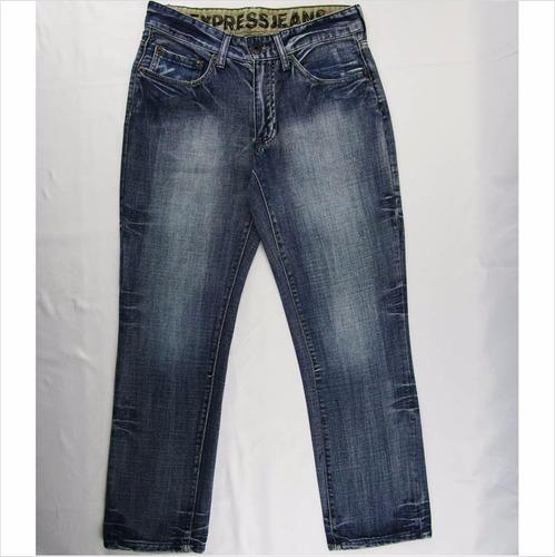 padrísimo pantalon para caballero express jean t 30