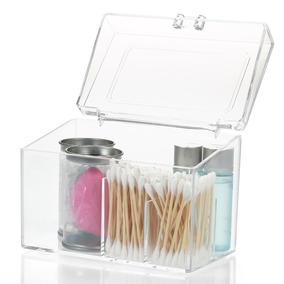 81f73ee36 Cajas Para Maquillaje Transparentes en Mercado Libre México