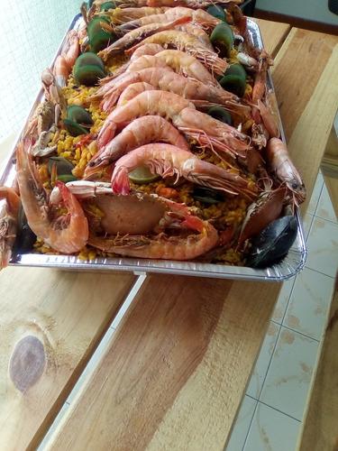 paella caracas vip
