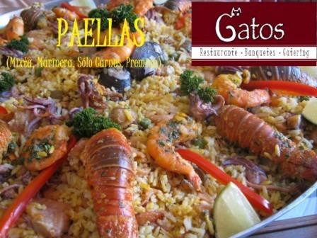 paella, platos típicos, chuleta valluna, sobrebarriga, ajiac