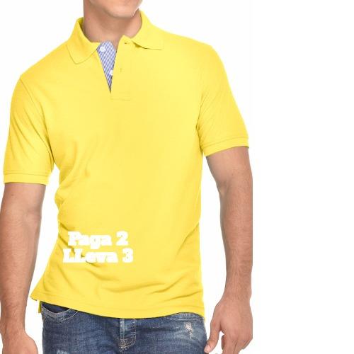 paga 2 y lleva 3 camisetas polo! oferta de temporada- polos