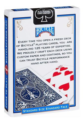 paga1 lleva2 cartas baraja bicycle poker black jack std w01