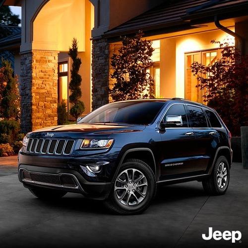 pagalo en 48 meses   0% interés   jeep grand cherokee 3.6