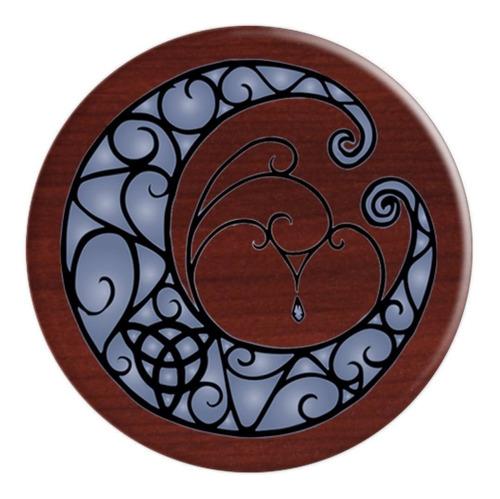 pagan de wiccan diosa de luna - popsockets agarre y soporte