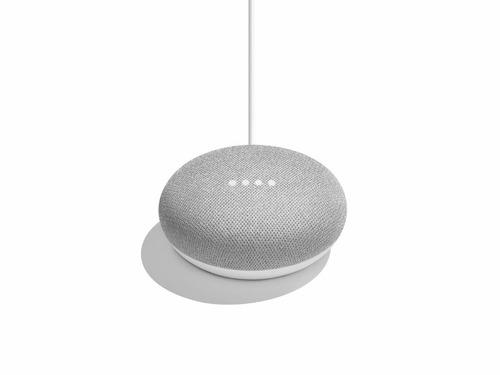 página principal de google mini - smart pequeño altavoz - ti