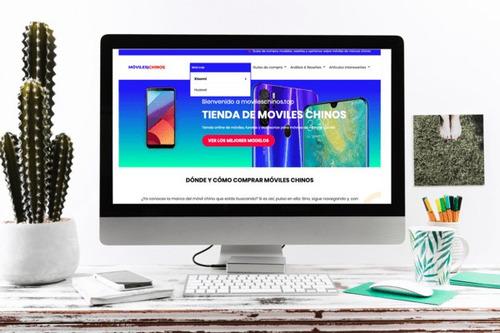 página web autoadministrable + tutoriales explicativos