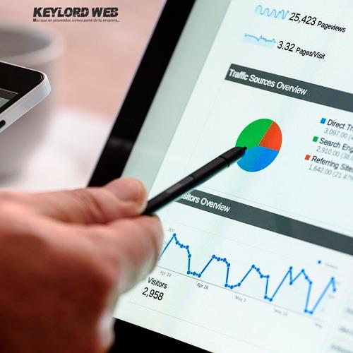 página web económica con diseño profesional #keylordweb