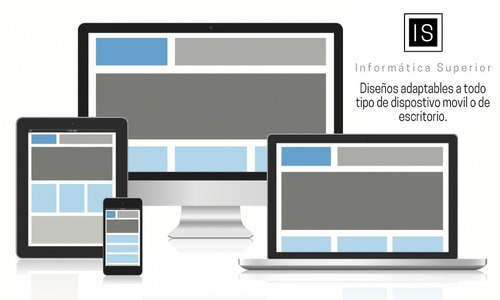 página web económica y a medida - potencia tu negocio ya!