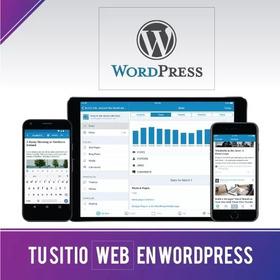 Página Web Landing Page Wordpress Hosting Dominio Google Ads