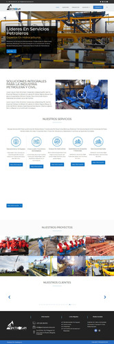 pagina web onepage ideal para emprendedores o pequeñas empre