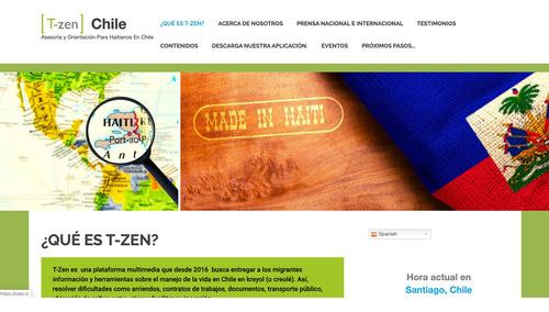 página web para productos y/o servicios