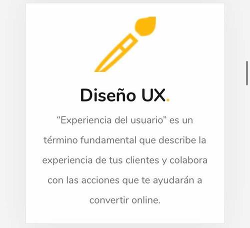 página web profesional. tienda online a medida. diseño web.