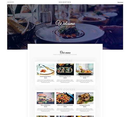 página web vendedora (landing page) para negocio o servicios