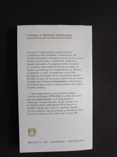 paginas escogidas / lorenzo de zavala