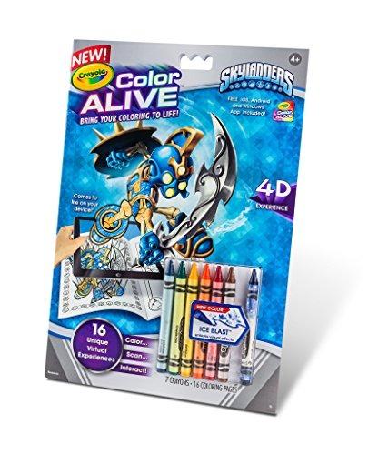 Páginas Para Colorear De Crayola Color Vivo Acción - Skylan ...