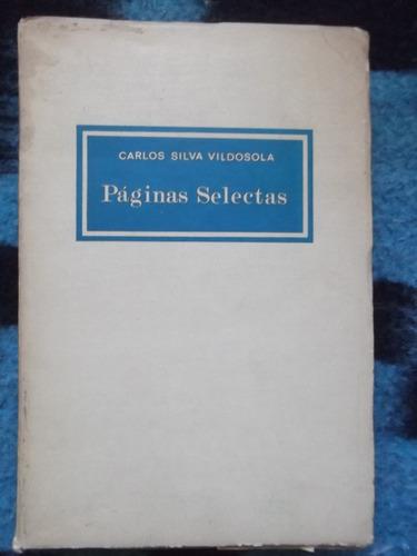 páginas selectas carlos silva vildosola 1969