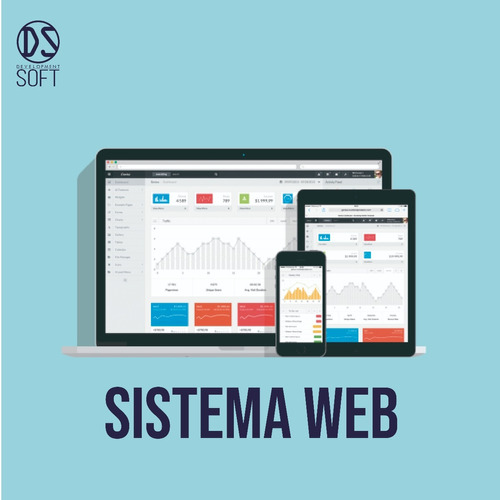 paginas web. android. ios. sistemas administrativos