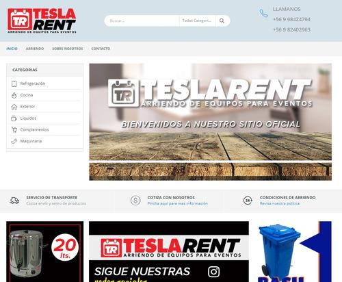 paginas web auto administrables