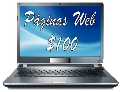 páginas web con diseños modernos y profesionales