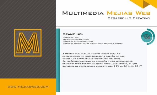 paginas web, diseño logos, community manager, tiendas online
