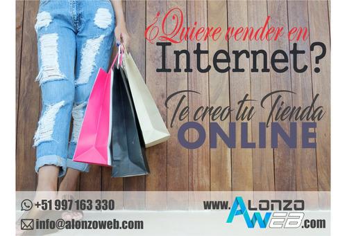 paginas web, diseño web, tiendas virtuales, proyectos web