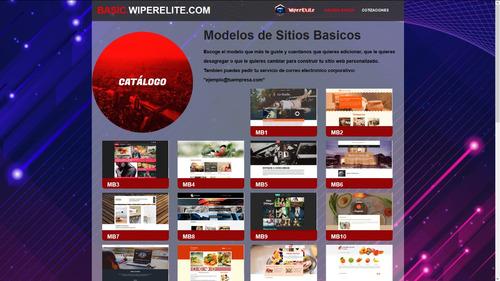paginas web gratis. (leer descripción.)