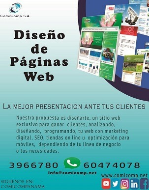 paginas web, marketing digital