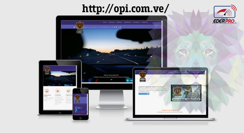 páginas web profesional standar wordpress autoadministrable