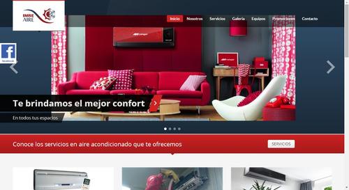 páginas web profesionales a precios accesibles