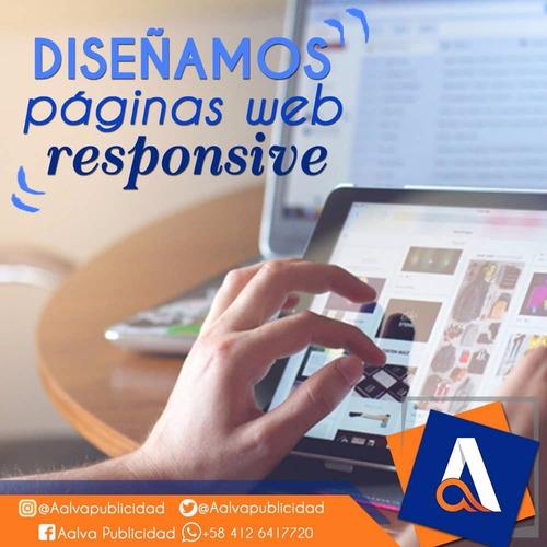 páginas web programación y diseño web