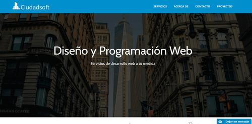 paginas web / publicaciones en internet/ redes sociales