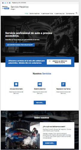 páginas web rápidas por suscripción