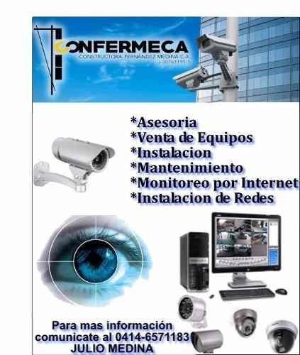 paginas web,instalación de cámaras de seguridad,alarma,redes