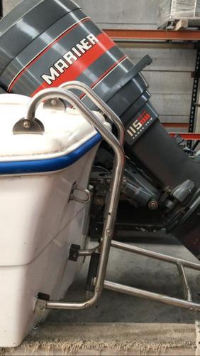 paglietini gacelux nueva c/motor mariner 115 nuevo c/trailer
