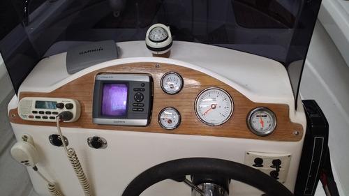pagliettini gacelux  center console