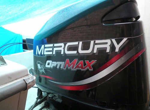 pagliettini rf 58 open mercury optimax 200hp