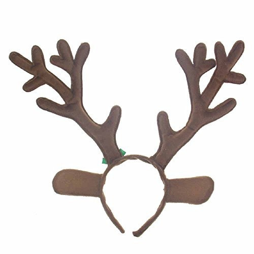 pagreberya astas del reno de la venda de la navidad y las v
