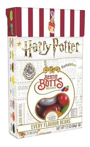 pague2 lleve3 dulces bertie botts harry potter caja 1,2o w01
