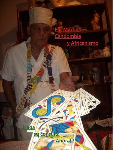 pai martins 50 años de trayectoria tarot--buzios $500