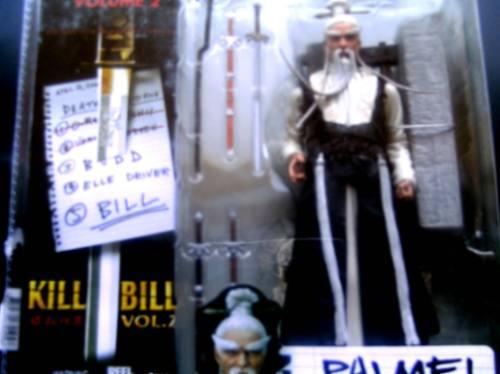 pai mei / kill bill 2 / neca / quentin tarantino
