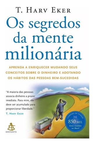Pai Rico Pai Pobre + Segredos Da Mente Milionária + 1