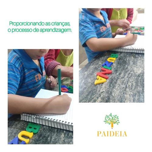 paideia - reforço e apoio pedagógico