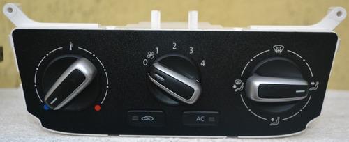 painel ar condicionado gol geração 6