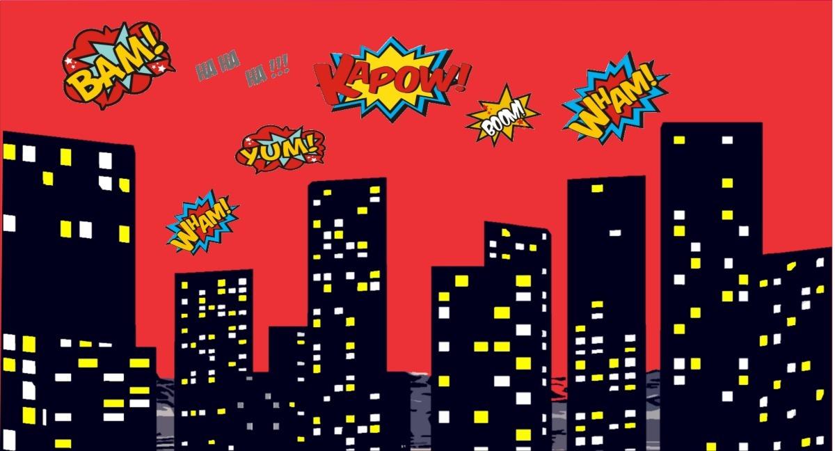 Painel Banner Lona Fosca Cidade De Herois 4 0 Por 2 80 R 319 90