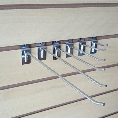 painel canaletado mdf 1,50x90cm com 30 ganchos promoção